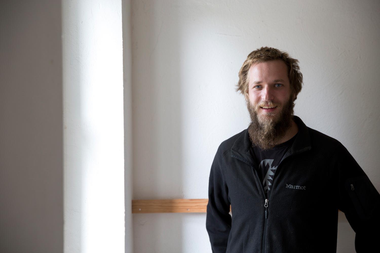 Portrait von Jonathan Aurich